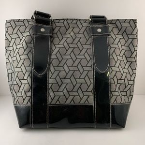 Insulated lunch box! Looks like a purse!